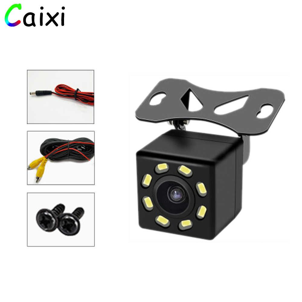 CAIXI tầm nhìn ban đêm Camera quan sát phía sau đảo chiều tự động bãi đậu xe chống nước 170 độ HD chống nước CCD Màn hình HD
