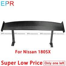 For Nissan 180SX Carbon Fiber Type B GT Spoiler (Fitting On The Fender)   Body Kit цена