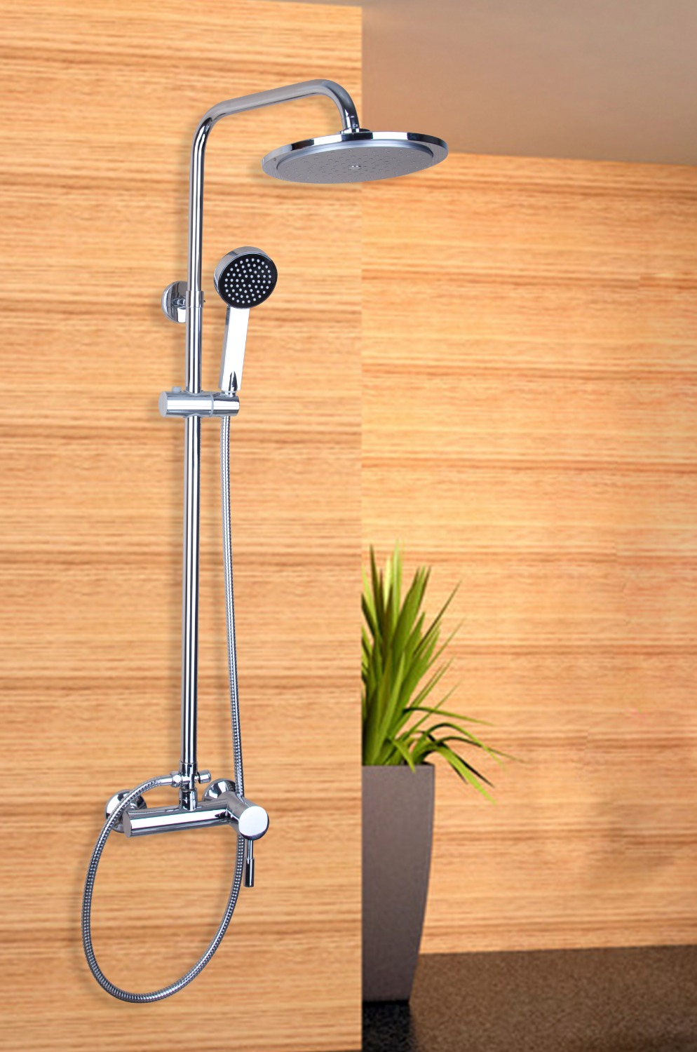 popular shower faucet systems buy cheap shower faucet systems lots polished chrome 8