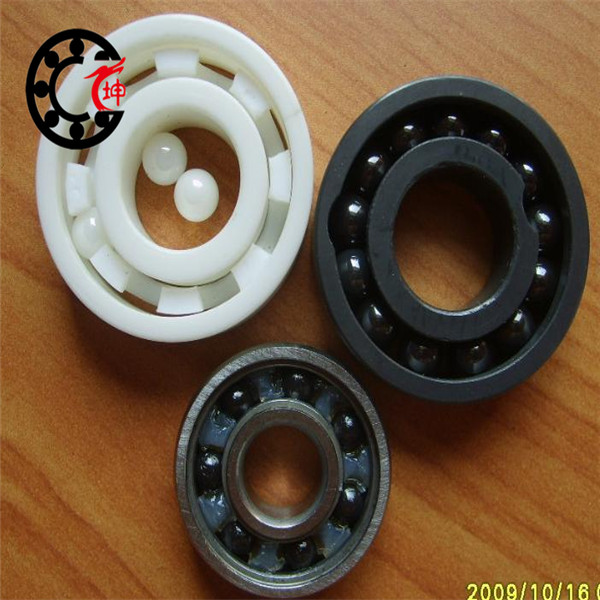 Free shipping 6307 full SI3N4 ceramic deep groove ball bearing 35x80x21mm P5 ABEC5