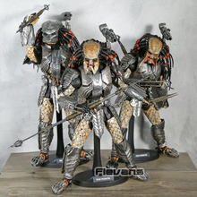 Alien Vs. Predator AVP Litteken Predator 1/6 Schaal PVC Action Figure Speelgoed Collectible Model(China)