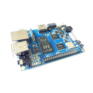 Image 3 - BPI M2 الترا R40 رباعية النواة 2GB DDR3 RAM مع SATA واي فاي بلوتوث 8GB eMMC التجريبي لوحة كمبيوتر واحدة