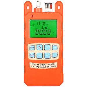 Image 1 - AUA 80A الطاقة البصرية متر الضوء الأحمر آلة واحدة 5MW/10MW/20MW/30MW ضوء القلم ضوء السلطة متر اثنين في واحد