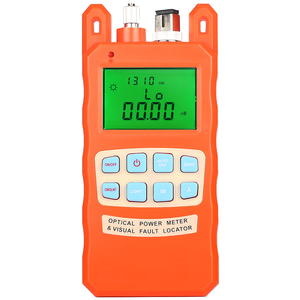 Image 1 - AUA 80A optical power meter red light one machine 5MW/10MW/20MW/30MW light pen light power meter two in one