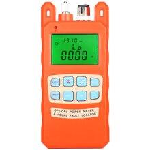 AUA 80A, оптический измеритель мощности, красный светильник, одна машина, 5 мВт/10 мВт/20 МВт/30 мВт, светильник, ручка, светильник, измеритель мощности, два в одном