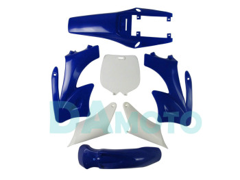 2-stroke for Apollo Orion Fairing plastic body kits fit pit dirt bike 49cc-100cc - Blue