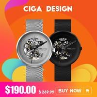Xiaomi CIGA Design MY Series Mechanical Wristwatches Fashion Luxury Quartz Watch Men Women iF Design Gold Award Designer Brand
