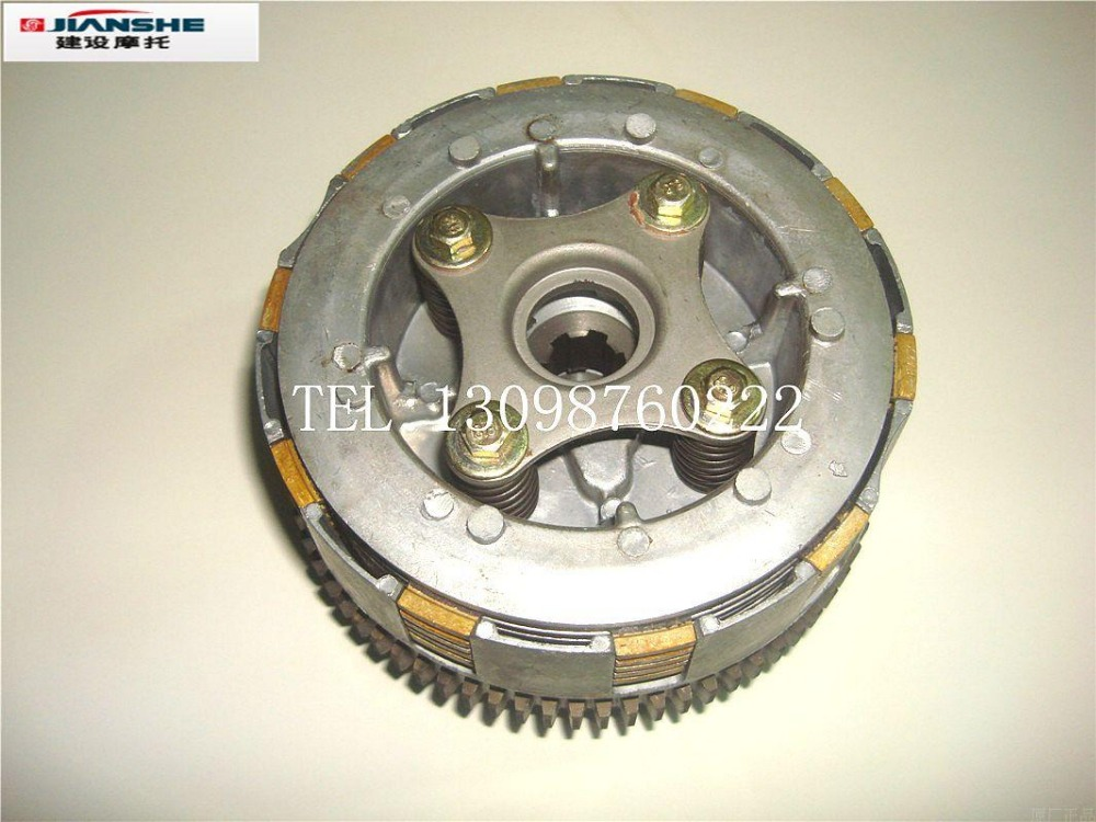 цены  JIANSHE 250cc ATV atv250-3-5 clutch plate The secondary side clutch accessories free shipping