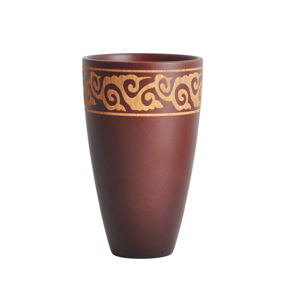 New Arrival Wooden Cup Log Color Handmade Natural Wood Coffee Tea Beer Juice Milk Mug Drinking Cup Portable #Q25R