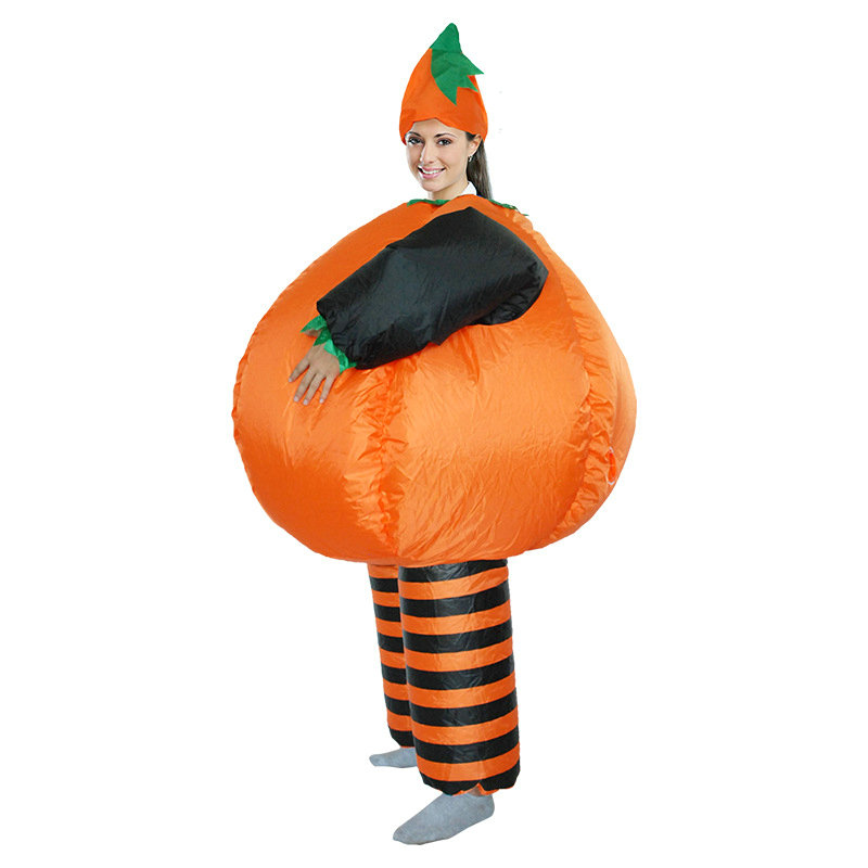 New 2018 Anime Cosplay Inflatable Pumpkin Costume Halloween Costume for woman Funny Dress Outfit-in Scary Costumes from Novelty u0026 Special Use on ...  sc 1 st  AliExpress.com & New 2018 Anime Cosplay Inflatable Pumpkin Costume Halloween Costume ...