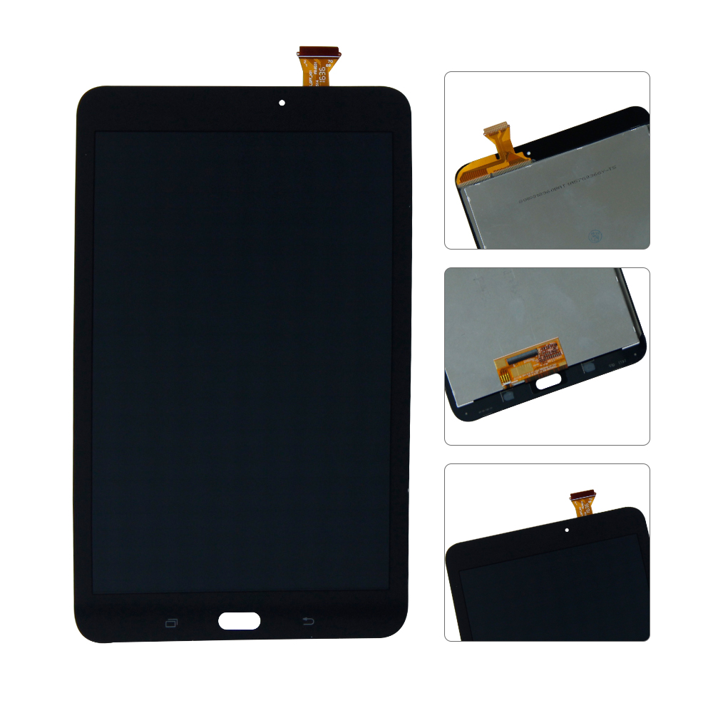 For Samsung Tab E 8.0 SM-T377A SM-T377P T377T T377 LCD Display Touch Screen Digitizer Panel AssemblyFor Samsung Tab E 8.0 SM-T377A SM-T377P T377T T377 LCD Display Touch Screen Digitizer Panel Assembly
