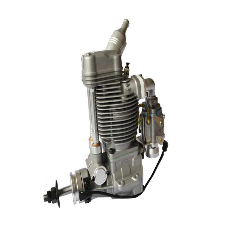 NGH GF30 30cc 4-stroke 2.68HP/9000rpm DC4.8V-8.4V 1000mAh Gasoline Engine for RC Airplane total quartz 9000 future 5w 30