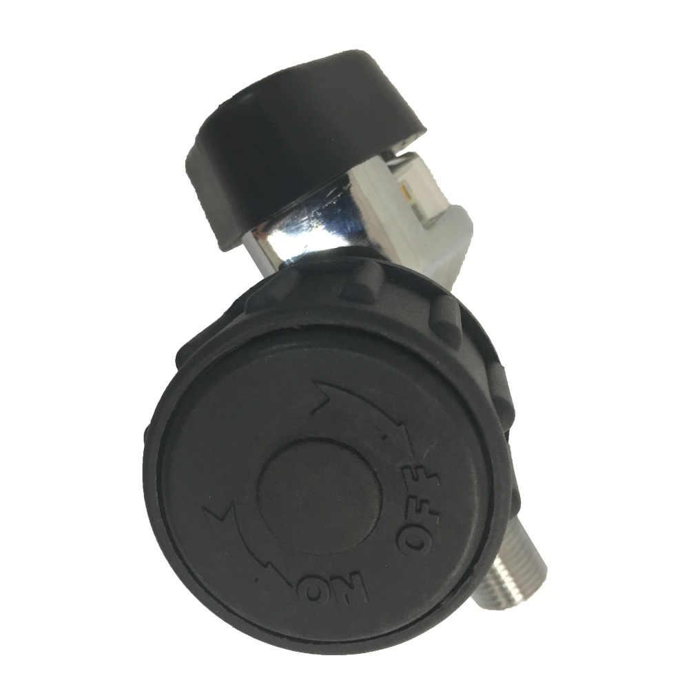 AC921 пистолет сжатого воздуха hp 4500psi Пейнтбольный бак клапан для 6.8l акваланга баллон кислорода купить Китай прямые ACECARE