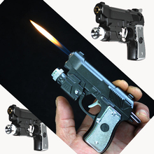 Зажигалка-электрошокер для практического веселые игрушки