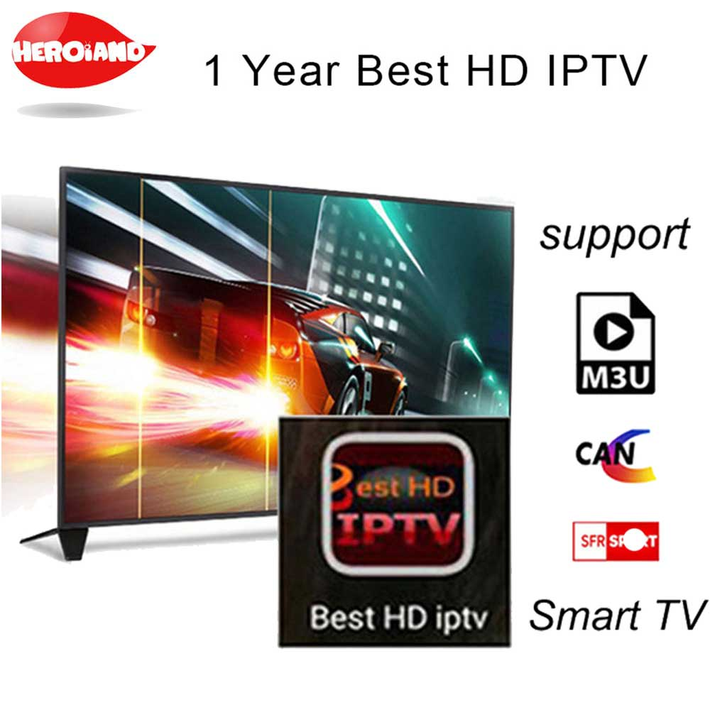 1 Year Arabic French UK US spain Europe server IPTV Italy code 2000+ Channels for Android USB Wifi smart TV IPTV Box set top box
