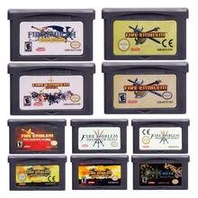 Nintendo 32 Bit Video Game Cartridge Console Card FireEmblem Series English Language Edition