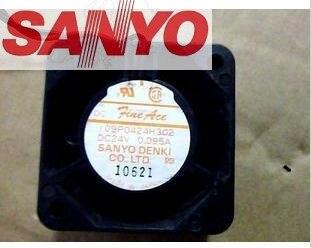 Для Sanyo 109P0424H3D05 DC24V 4028 40 мм 4 см 0.095A вентилятор для сервера