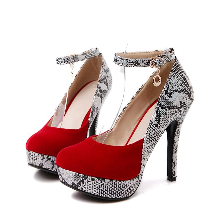 Plate Talons Rouge Soirée Femmes Bout Chaussures Minces 2018 Des Arrivée rouge forme Rond Pu Femme De Noir Pompe Nouvelle Hauts Noir ww7Tx