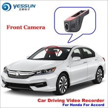 YESSUN Car Dvr Camera For Honda For Accord Driving Video Recorder  Camera AUTO Rearview Camera Dash CAM    WIFI  Dash Camera недорого
