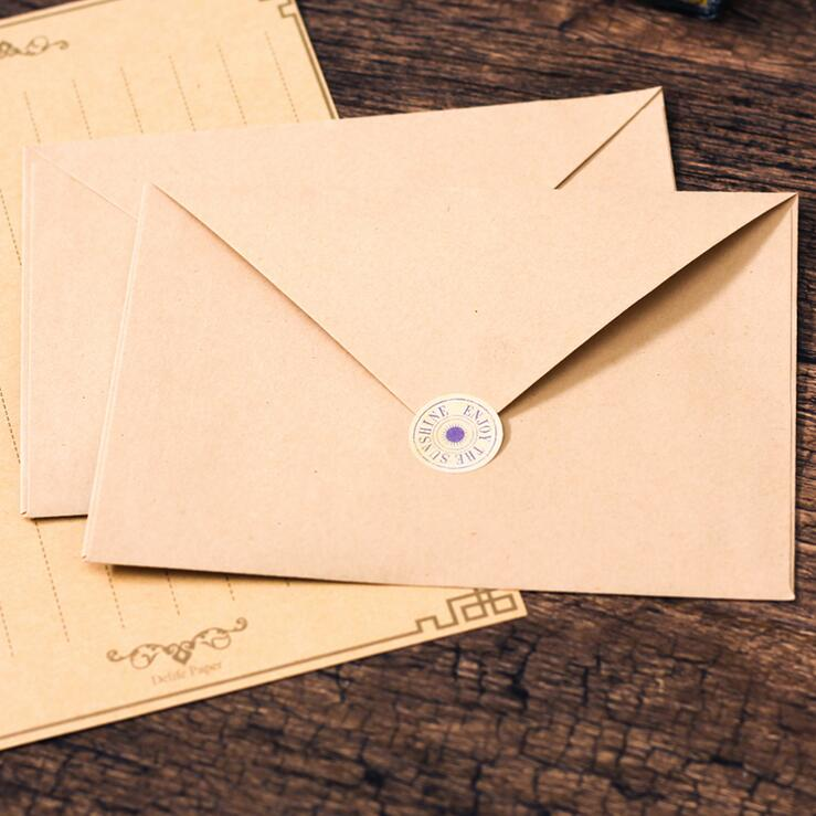 envelopes Gift Kraft discount