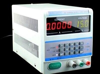 ФОТО Fast arrival 220V input  DPS-305CF  DC Power Supply HONGSHENG DPS305CF 30V.5A