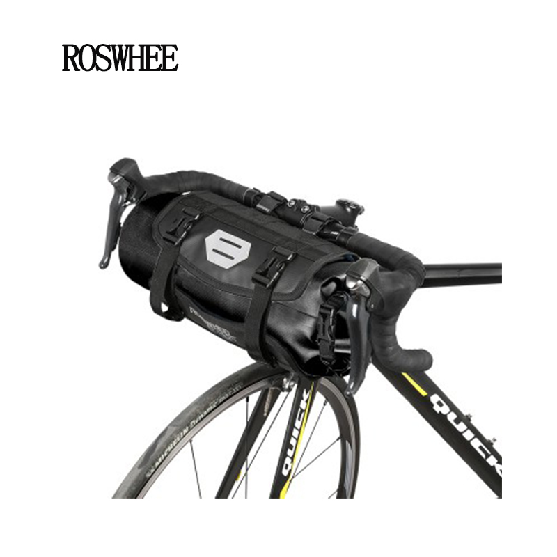 ROSWHEEL Cycling Bicycle Bag Rainproof Bicycle Handbag Backpack Mountain Bike Rack Rront Frame Bike Accessories Travel Bag стоимость
