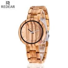 Alk vision лучшие брендовые деревянные часы bewell модные повседневные