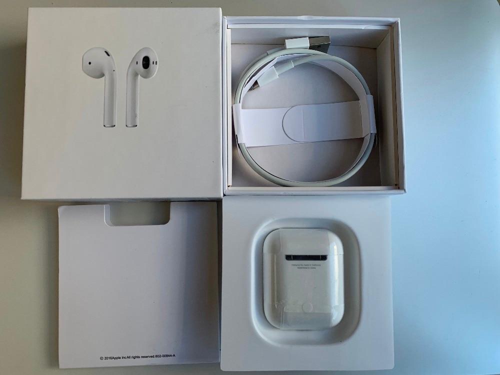 1pcs 1 1 Mini Ar AP TWS Wireless Bluetooth Connect Headphone Earbuds Earphone Microphone For iPhone