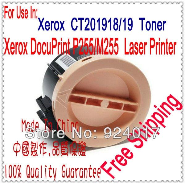 For Fuji Xerox Refill Toner P255 M255 Toner Cartridge,For Xerox CT201918 CT201920 M255z M255df P255d P255dw Toner Cartridge