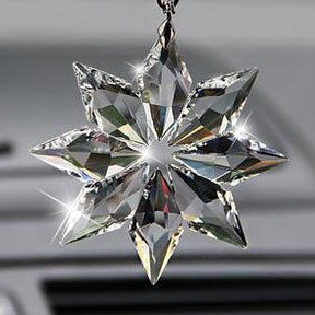 80mm crystal snowflake prism pendant for chandelier part fengshui 80mm crystal snowflake prism pendant for chandelier part fengshui hanging crystal crafts giftscar aloadofball Gallery