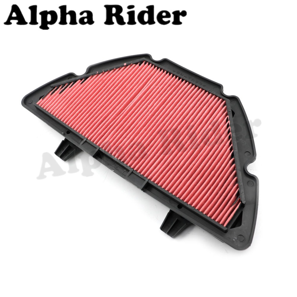Motorcycle Engine Cleaner : Motorcycle air cleaner intake filter engine guard