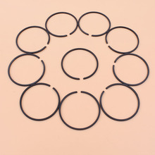 10Pcs/lot 1.2mmx38mm Piston Ring Fit STIHL MS180 MS 180 018 Gas Chainsaw Spares Parts chainsaw parts clutch for 018 ms180 chain saw