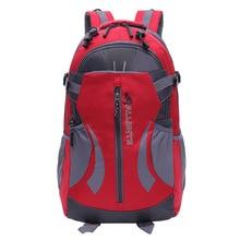 Big Capacity Outdoor Sports Knapsack Sport Bag Hiking Backpacks Bag Mountaineering Camping Travel Backpacks for Women Men