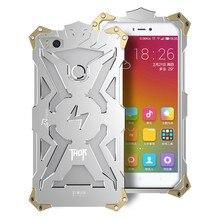 Саймон Дизайн Металл Броня ТОР IRONMAN Алюминий Телефон Случаях для Xiaomi Redmi Note 3 1 2 mi3 ми4 mi4s mi4i mi4c Жилья крышка
