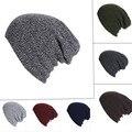 2016 осенне-зимней моды и липкий смешанный цвет полосатый куртка головкой мужской дамы теплые спортивные хип-хоп шляпа