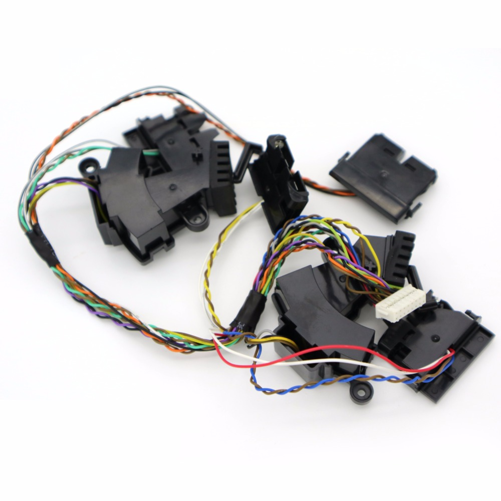 Replace Cliff Sensor /& Bumper For iRobot Roomba 500 600 series Vacuum Cleaner