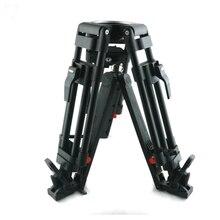 ใหม่ขาตั้งกล้องขาตั้งกล้องที่มี 100 มิลลิเมตรชาม Professional สำหรับ HDV กล้องฟิล์ม