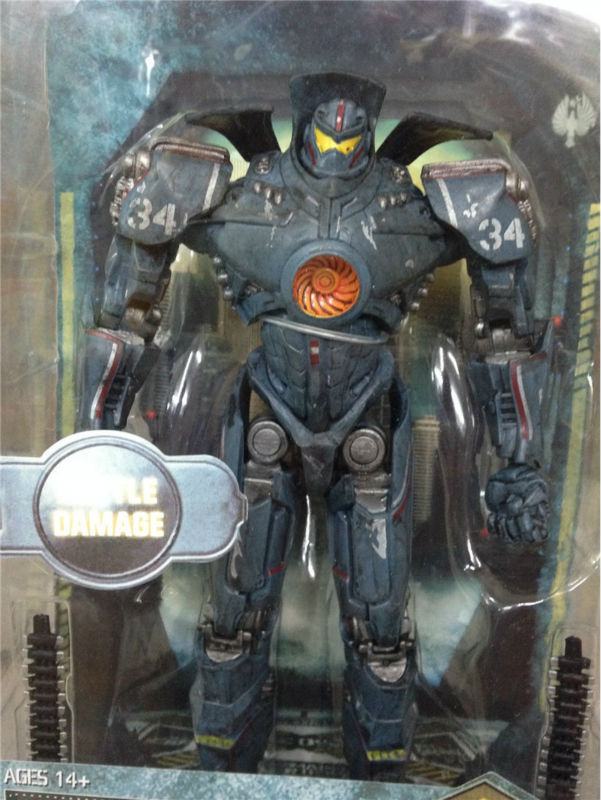 1pcs 20cm Pacific Rim Action Figure Gipsy Danger Action Toy Figures Neca Toys With Box