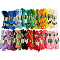 Free shipping 100 Anchor  Similar DMC Cross Stitch Cotton Embroidery Thread Floss Sewing Skeins Craft
