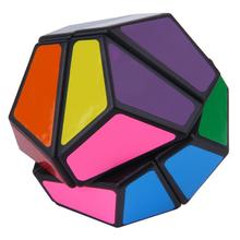 Hot 3pcs 7 5cm 2 Layers Dodecahedron Magic Cube Twist Puzzle Brainteaser Kids Adults New Sale