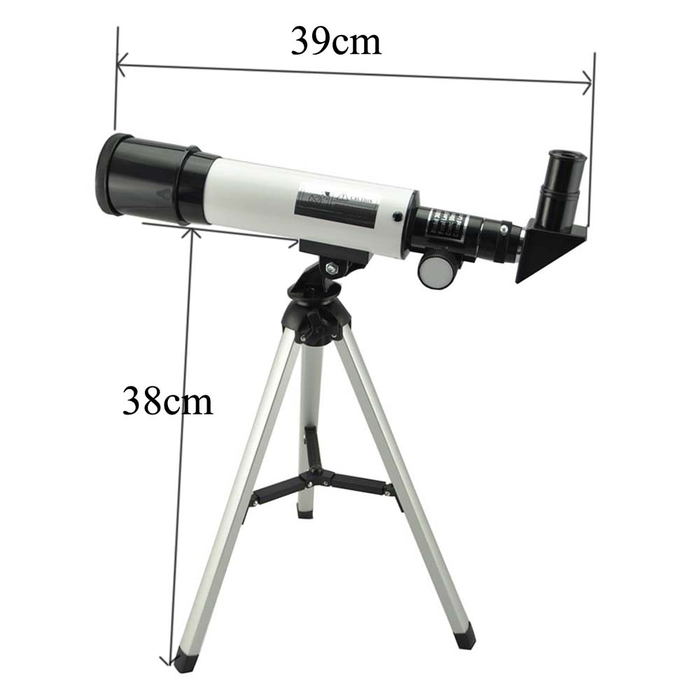 Image 5 - Visionking Refraction 360X50 Astronomical Telescope With Portable Tripod Sky Monocular Telescopio Space Observation Scope Gift-in Monocular/Binoculars from Sports & Entertainment