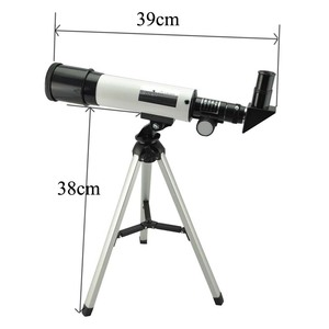 Image 5 - Visionking Refraction 360X50 Astronomical Telescope With Portable Tripod Sky Monocular Telescopio Space Observation Scope Gift