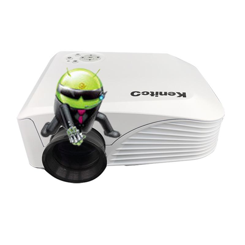RT-80L + Proyector 1800 Lúmenes Opcional Android TV BOX Android Proyector USB TV