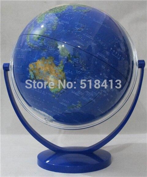 Inclinaison De Universel Dia 20 cm Haute-résolution Satellite Images En Chinois Et Anglais Globe Terrestre Étudiant
