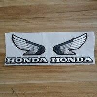 3D Wings Logo Sticker Tank Emblem Badge Motorcycle Car Decal for Honda CBF 125 150 CBR 400 600 800 1000 CB650F CB500X CB400 CB