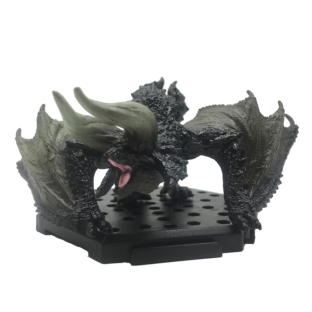 Monster Hunter 2 Game Boss Action Figure PVC Models Ancient Fly Dragon Monster Hunter Figure collection Model Toy