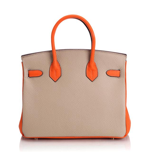 AMASIE H Bag 2017 Fake Designer Bag Genuine Leather Bag Women Luxury Designer Crossbody Tote Lady Fashion Handbag Sac HDG325