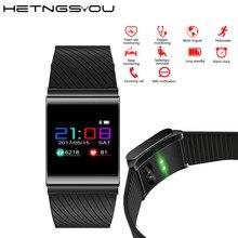 X9 Pro Smart Браслет Красочные OLED Экран с сердечного ритма Приборы для измерения артериального давления Мониторы вызова SMS напоминание Смарт-фитнес браслет