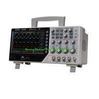DSO4084B Hantek Osciloscópio De Armazenagem Digital 4CH 80 MHz  1GS/s USB Host/Dispositivo U-vara de armazenamento