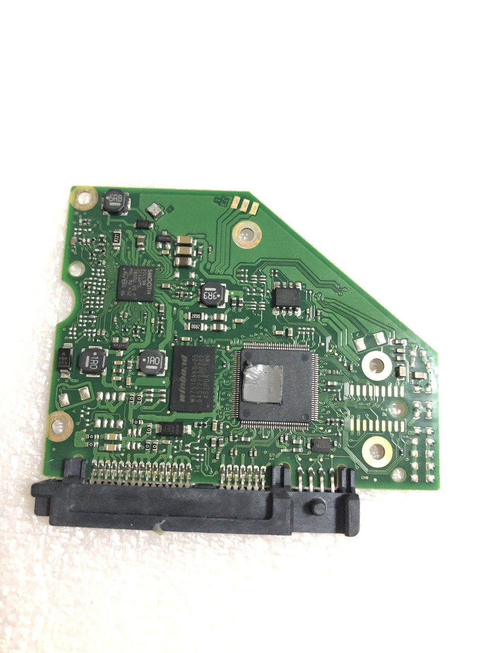 100724095 100% Original PCB Logic Board Printed 100724095 REV A For Seagate 3.5 SATA Hdd Data Recovery Repair 1T 2T 3T